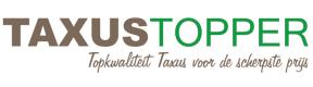 TaxusTopper Logo Topkwaliteit Scherpe Prijs