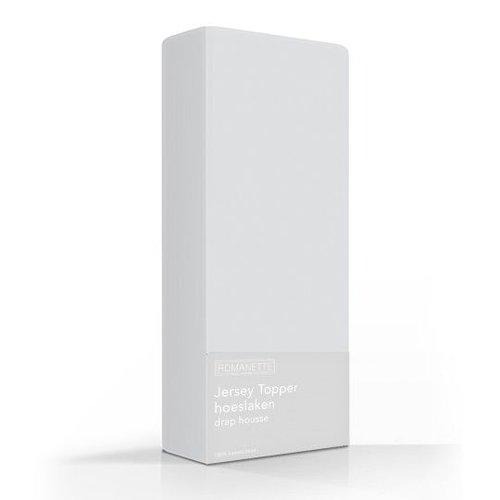Romanette Hoeslaken - Topper - Jersey - Zilver