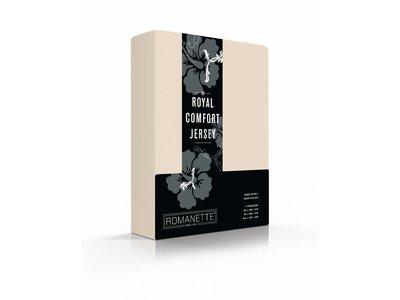Romanette Hoeslaken - Royal Jersey - Beige