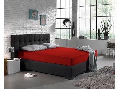 DreamHouse Hoeslaken - Jersey Stretch - Rood