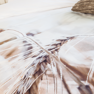 Scent of Nature Dekbedovertrek Waving Wheat