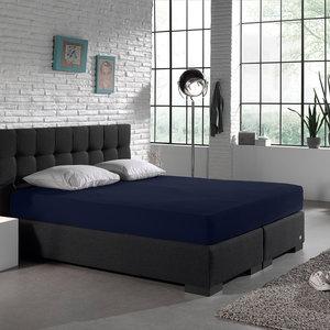 DreamHouse Hoeslaken Jersey Blauw Indigo