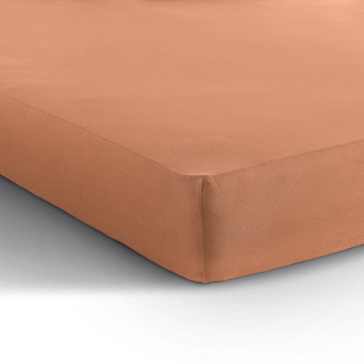 DreamHouse Hoeslaken Jersey Pastel Oranje