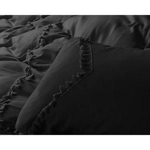 Zensation Dekbedovertrek Fashion Lace Zwart