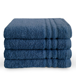 Byrklund Handdoek Blauw 50x100 cm