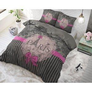 DreamHouse Dekbedovertrek I Love Paris Roze