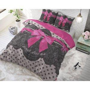 DreamHouse Dekbedovertrek Romance Roze