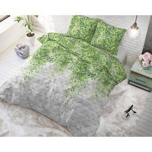 Sleeptime Dekbedovertrek Fresh Botanic Groen