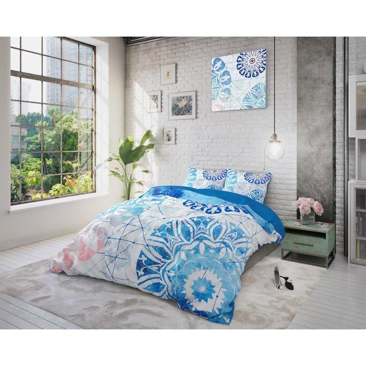 DreamHouse Dekbedovertrek Narco Blauw