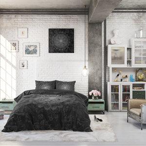DreamHouse Dekbedovertrek Katinka Antraciet
