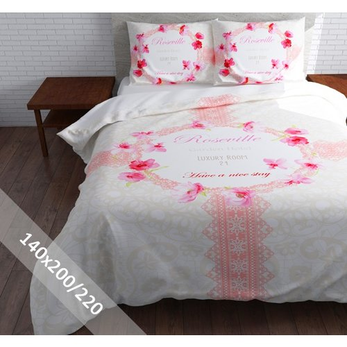 Sleeptime Dekbedovertrek Garden Hotel