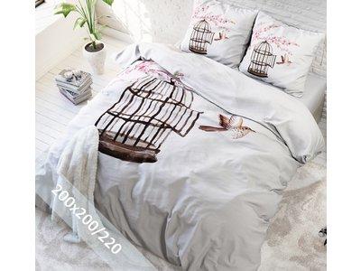 Sleeptime Dekbedovertrek - Live Free - 200x220 cm