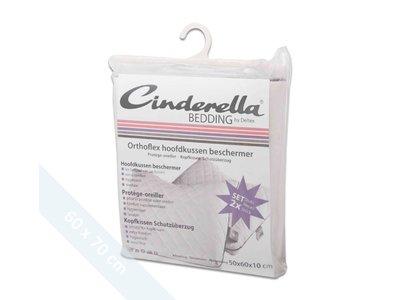 Cinderella Kussenslopen - Molton - Orthoflex - Set 2 Stuks