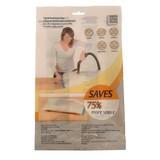 Budget Vacuumzak Medium 45X60 [Per Stuk]