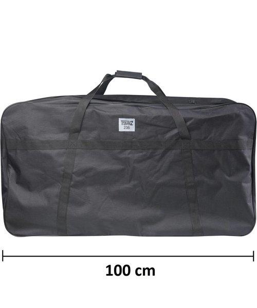 Xxxxl Kledingtas 100 cm Zwart 103X57X41cm]