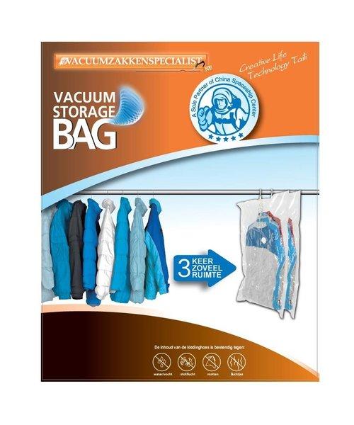 Pro Vacuumzak voor Hangende Kleding 135X70 [Per Stuk]
