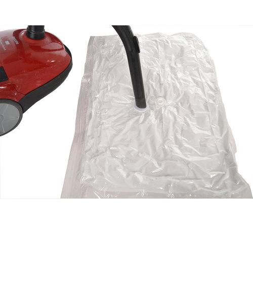 Pro Vacuumzakken 80X100 cm [Set 2 Zakken] (ook geschikt voor Pro Vacuumpomp)