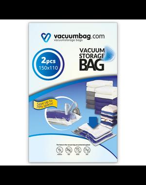 Vacuumbag.com Vacuumzakken 150x110 [Set 2 zakken]