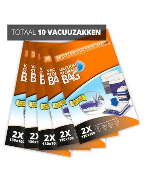 Pro Pakket Vacuumzakken voor Tuinkussens [Set 10 Vacuumzakken]