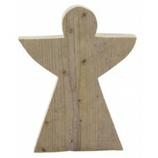 Engel van steigerhout