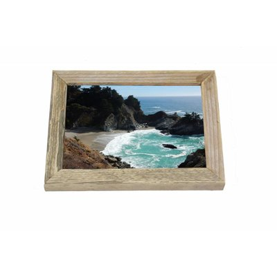 Fotolijst van steigerhout - 25 cm x 17.5 cm