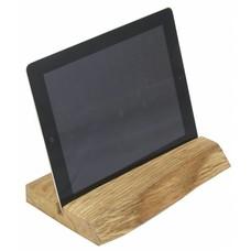 iPad standaard eikenhout