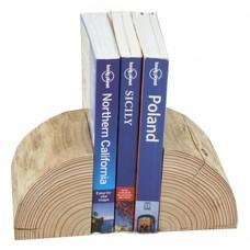 Boekensteunen van douglas hout
