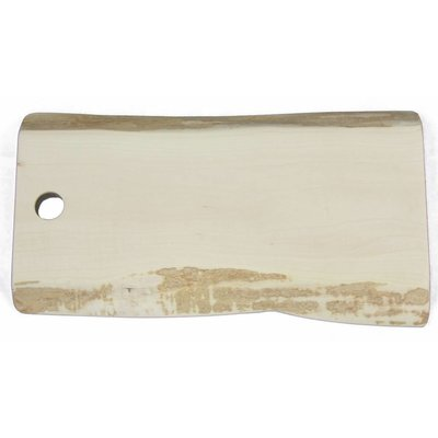 Broodplank van esdoornhout - 40 cm lang