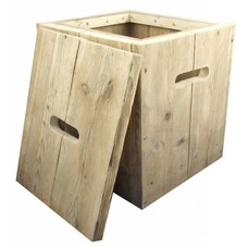 Kist/kruk van steigerhout