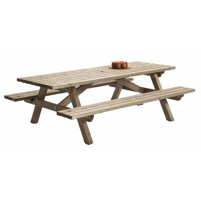 Picknicktafel 160 x 230 cm