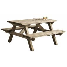 Picknicktafel 150 x 150 cm