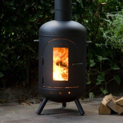 Burnies Classic - zonder rookkanaal (RVS316L)