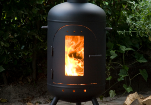 Outdoor Wood Burners & Stoves