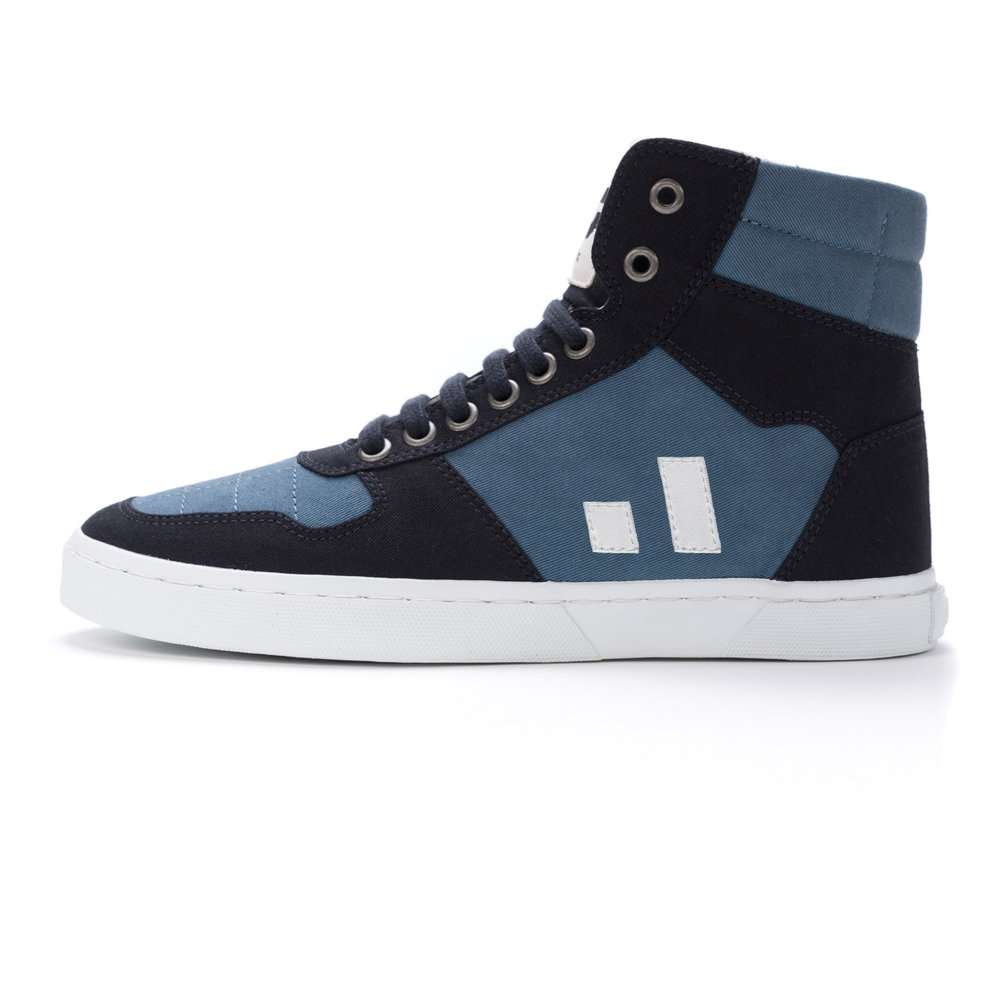 Ethletic Fair Sneaker Hiro Collection  19 Workers Blue