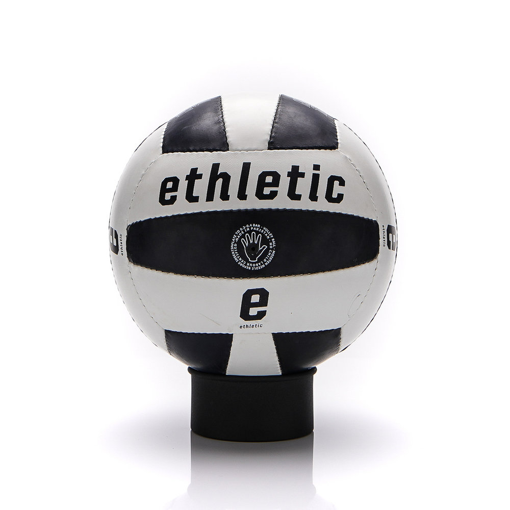 Ethletic VOLLEYBALL_Natural Hiro_neu Jet Black | Just White