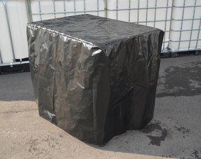 IBC UV- Folien/ Schutzhüllen für IBC Tanks und IBC Gitterboxen 600L bis 1000L