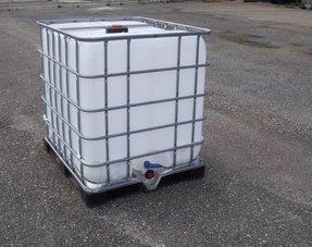 IBC Tanks / Container 600L -1000L neu und gereinigt