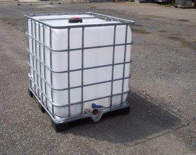 IBC Tank/ Container 1000L, gereinigt und geprüft