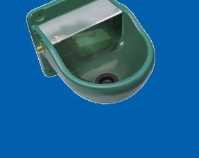 Weidetränke / Viehtränke ohne und mit Tank