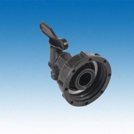 IBC Adapter mit Auslaßhahn GARDENA kompatibel #H16G