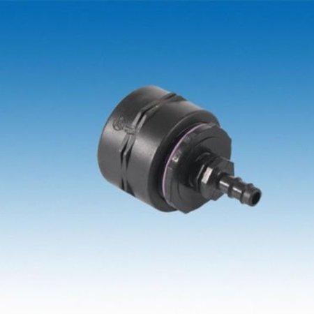 IBC Adapter, Feingewinde mit 12mm Schlauchtülle #F20