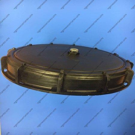 IBC Tankdeckel, 150mm mit Entlüftungsventil #70