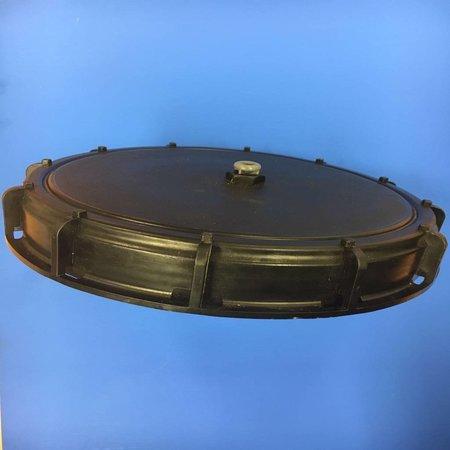 IBC Tankdeckel, 225mm mit Entlüftungsventil #71