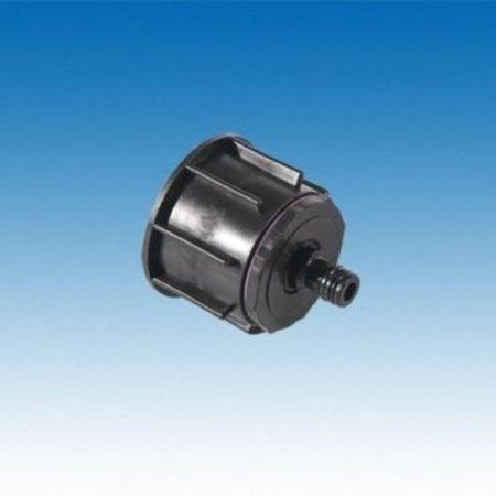 IBC Adapter, Grobgewinde S60x6, GARDENA kompatibel #29