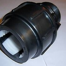 """PP Klemmverbindung Rohr 2""""AG x 50mm #400"""
