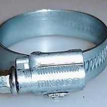 Schlauchschelle 16-27mm, 12mm breit verzinkt #143