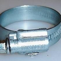 Schlauchschelle 25-40 mm 12 mm breit verzinkt #144