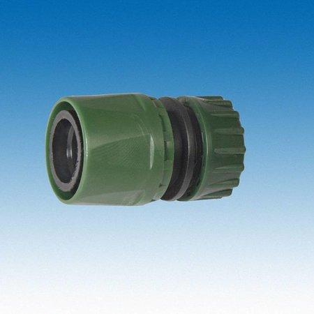 """Schlauchkupplung 1/2"""" auf Schnellkupplung GARDENA-kompatibel #2002"""