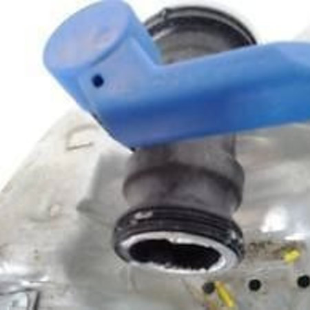 "IBC Adapter, Camlock x 2"" AG #3001"