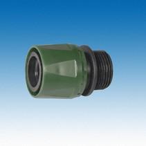 """Schnellkupplung mit 3/4"""" AG GARDENA-System #2009"""